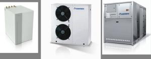 Αντλίες θερμότητας, τύποι και εφαρμογές